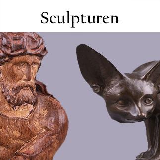 Sculpturen
